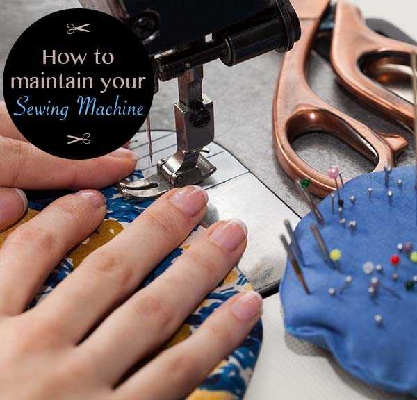 Sewing Machine Maintenance: Keep your machine running smoothly.