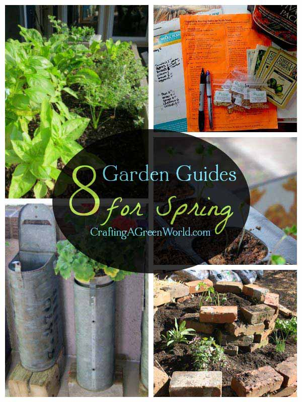8 Spring Garden Guides to Get You Growing