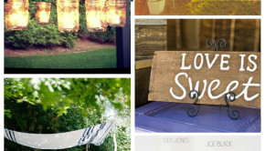 15 Outdoor Wedding Ideas you Can Make Yourself