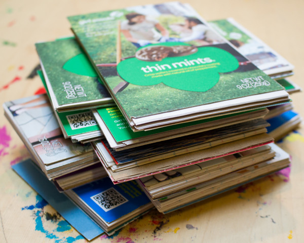 How to Upcycle a Notebook