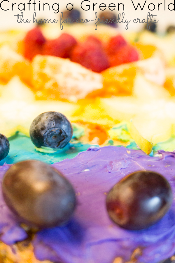 Fruit Pizza Recipe that Kids Can Totally Make