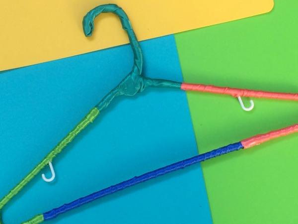 DIY Ribbon Hangers