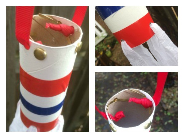 Patriotic Craft for Kids