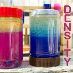 DIY Density Discovery Bottles