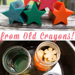 You don't need expensive wax dyes to turn your natural wax of choice a vibrant color. Here's how to dye wax with crayons that you probably already have.