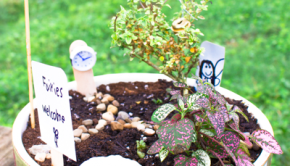 15 Fairy Garden Decorations that You Can Make