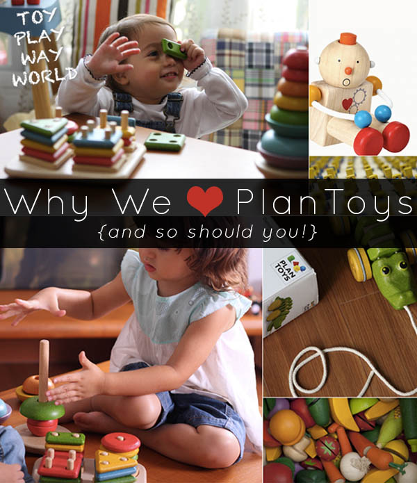 Why Crafters Should Love PlanToys