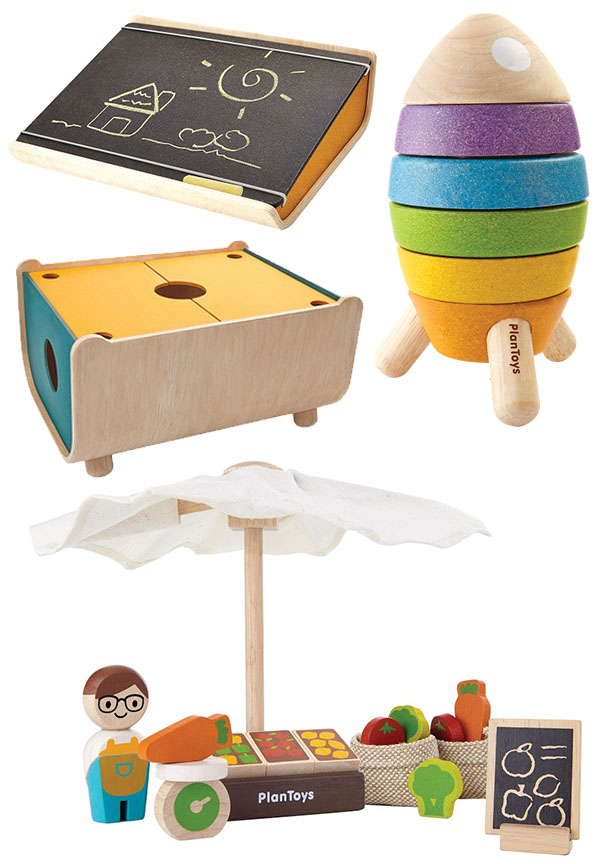 New Releases from PlanToys