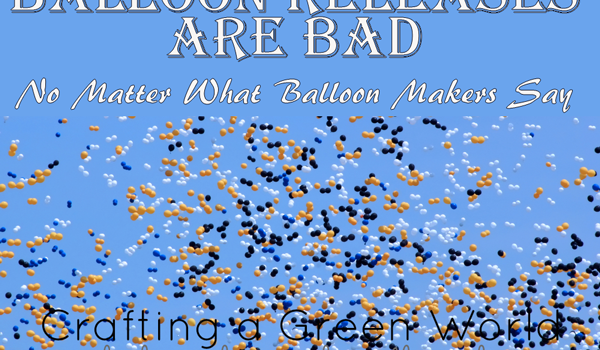 This research project began simply: I wanted to write about alternatives to balloon releases. What I found was a bunch of industry-fueled misinformation.