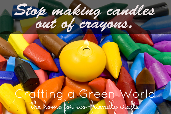 Pro tip: There is more than one way to make a crayon candle. Here, I'll break down which method for making crayon candles works and which one doesn't.