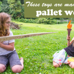 Pallet Wood Wooden Toys