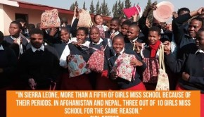 Days for Girls Provides DIY Menstrual Supplies