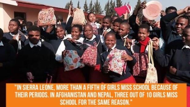 Days for Girls Provides DIY Menstrual Supplies