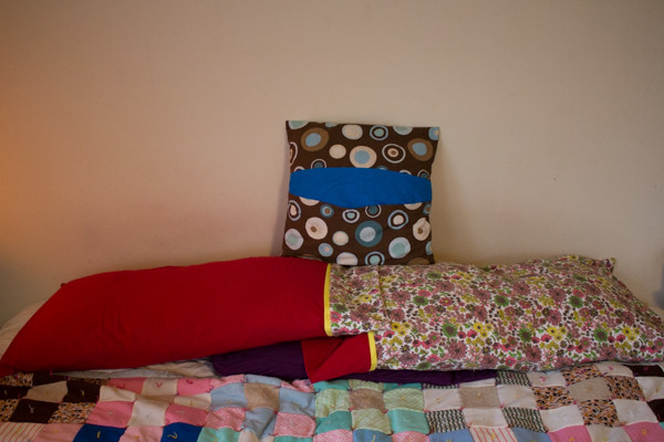 handmade pillowcases