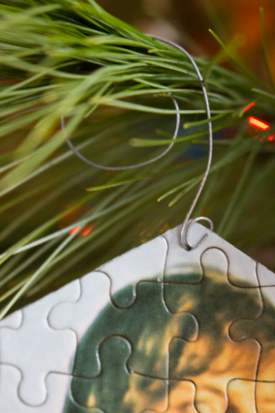 Make an Ornament Hanger