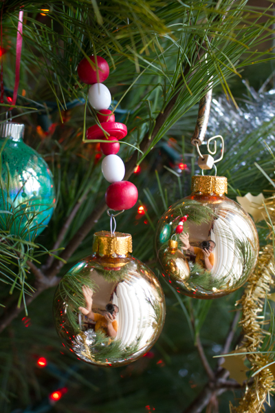 Make an Ornament Hanger