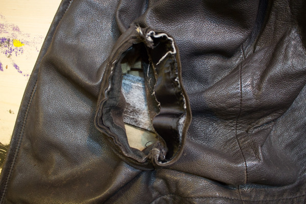 How to Repair a Coat Pocket