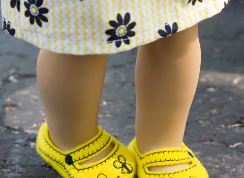 """Doll Lane Shoes 18"""" Doll Shoes"""