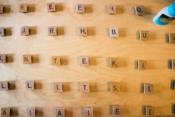 DIY Scrabble Tile Crafts