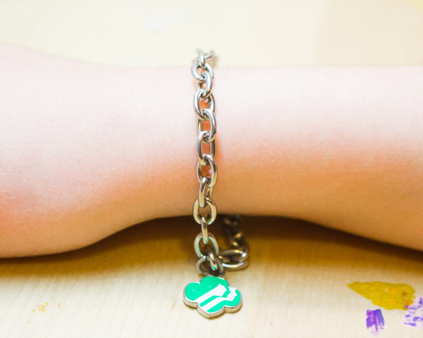Does your favorite bracelet keep slipping off of your wrist? Here's how to shorten a chain, so you never lose it again!