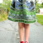 Sew a One-Seam Skirt