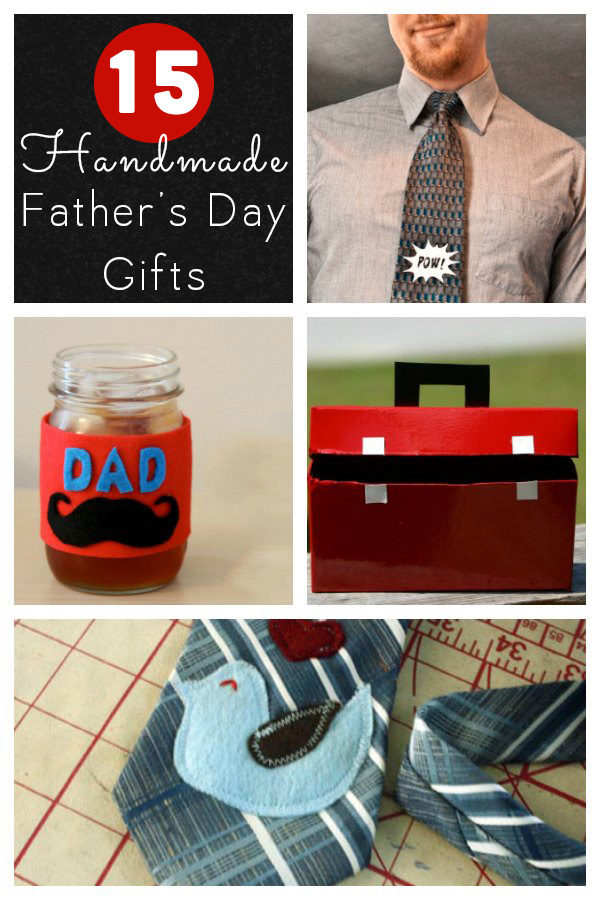 Get Father's Day on lock this year with one of these handmade Father's Day gifts.