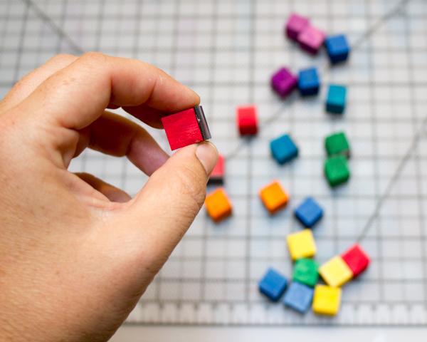 DIY Magnetic Mosaic Kit