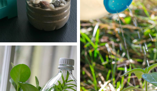 ways to reuse plastic bottles crafting a green world