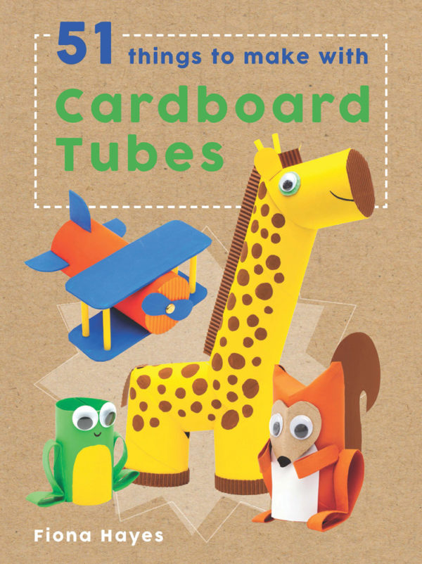 Whether you hoard toilet paper tubes or paper towel tubes, you know you need some cardboard tube crafts!