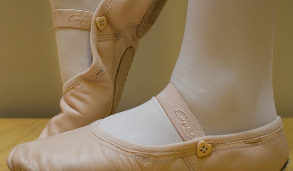 How to Repair a Child's Ballet Shoe