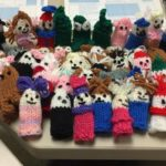 finger puppets at IWK Health Centre