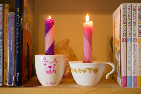 Teacup Crafts: How to Make a Teacup Candle Holder