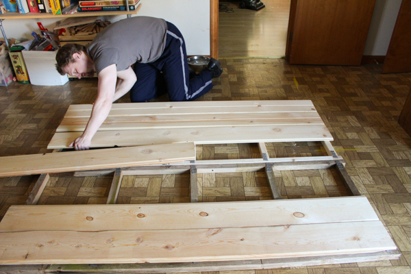Diy Wooden Headboard For Under 60 Crafting A Green World
