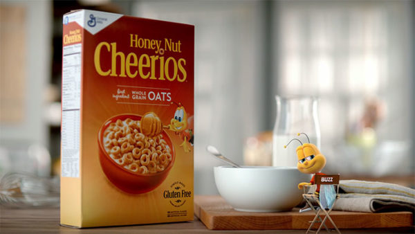 Cheerios Gave You Free Seeds