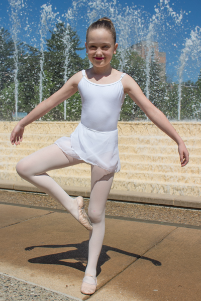 DIY Dance Skirt