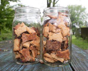 Sweet Dog Treats from Beekeeper's Lab