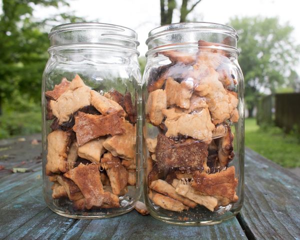 Sweet Dog Treats from Beekeeper's Lab
