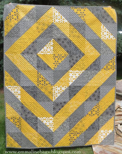 asymmetrical quilt