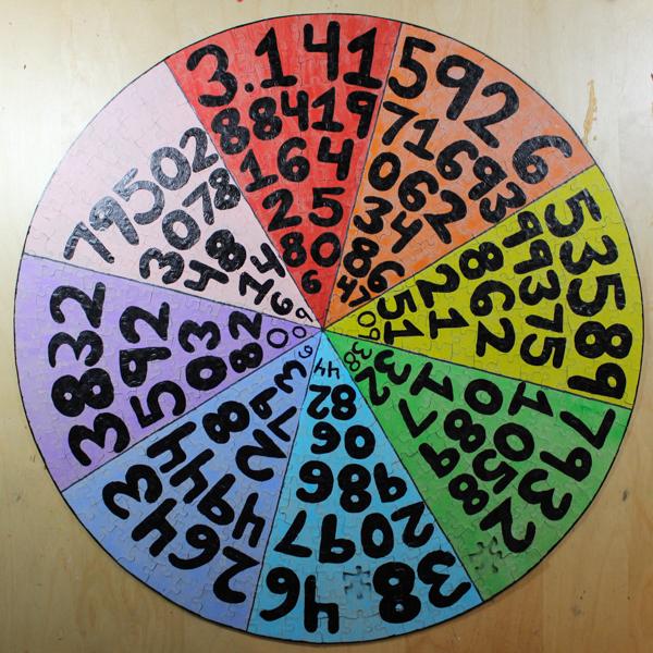 rainbow pie puzzle