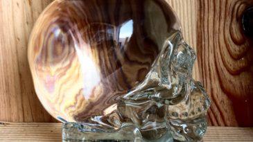 crystall skull head