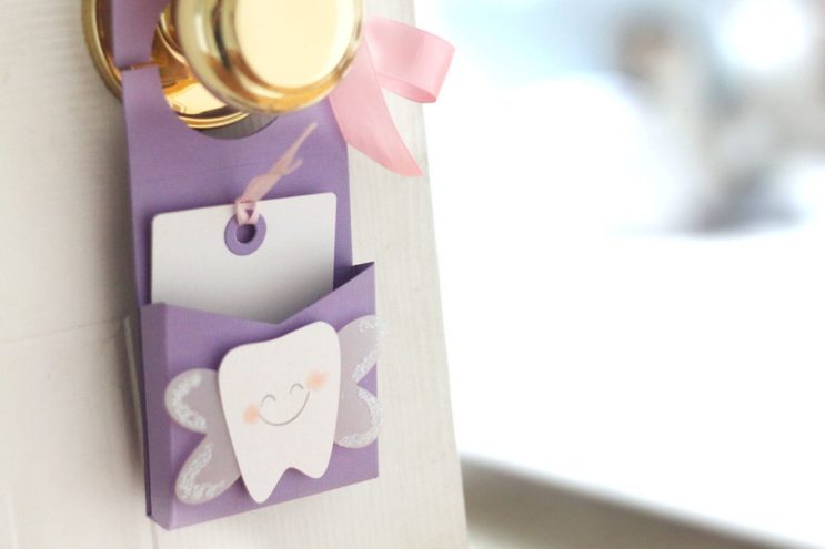 tooth fairy envelope