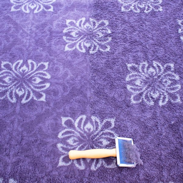 How to Restore a Fuzzy Blanket