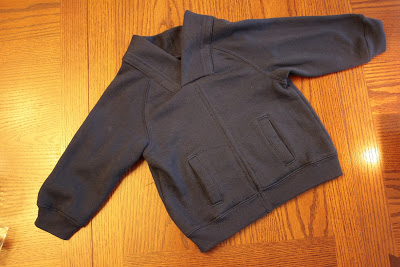 Cowl Neck Pullover via Craft Buds