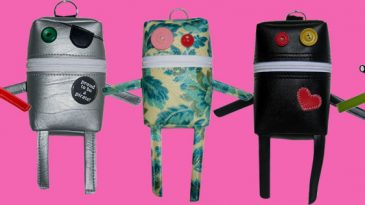 Howdy Gadget Cases by Yvonne (bijoux & crafts) via CC BY 2.0