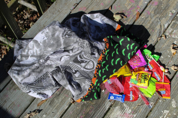 Halloween Pillowcases from Craft Knife